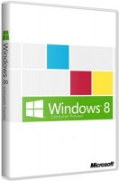 Microsoft Windows 8 Consumer Preview x64 RU (SM/2012)