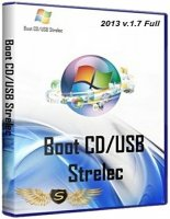 Boot CD USB Sergei Strelec 2013 v.1.7 Full [RUS/ENG]