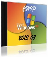 Chip Windows XP 2013.03 CD (2013) [Русский]