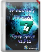 Windows 7 Ultimate SP1 Deep Space x64 Дальтик v2.P12 (2013) RUS