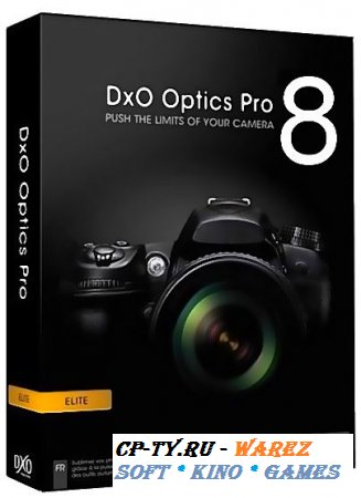 DxO Optics Pro 8.1.5 Build 294 Elite Portable