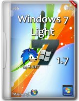 Windows 7 Ultimate SP1 - Light v.1.7 X-NET x86/64 (2013) [RUS]
